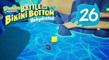 Let's Play Spongebob: Battle for Bikini Bottom Rehydrated, ep 26: Down the slopes by KeybadeBlox