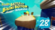 Let's Play Spongebob: Battle for Bikini Bottom Rehydrated, ep 28: Down the mountain by KeybadeBlox