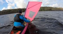 Canoe Sailing: rig and technique by Main jufu90 channel