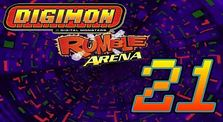 Let's Play Digimon Rumble Arena, ep 21: By the power of Worm by KeybadeBlox