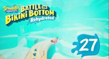 Let's Play Spongebob: Battle for Bikini Bottom Rehydrated, ep 27: Whiteout by KeybadeBlox