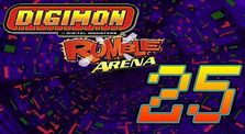 Let's Play Digimon Rumble Arena, ep 25: Fighting game bosses by KeybadeBlox