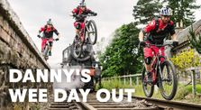 Danny MacAskill's Wee Day Out by chispter_rider