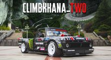 Ken Block's Climbkhana TWO: 914hp Hoonitruck on China's Most Dangerous Road; Tianmen Mountain by FG Channel