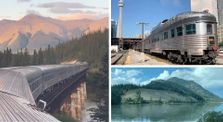 Toronto to Vancouver by train:  VIA Rail's 'Canadian' by Main jufu90 channel